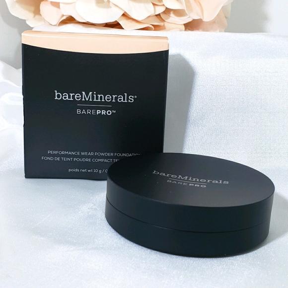 New bareMinerals Barepro Powder Foundation Porcela